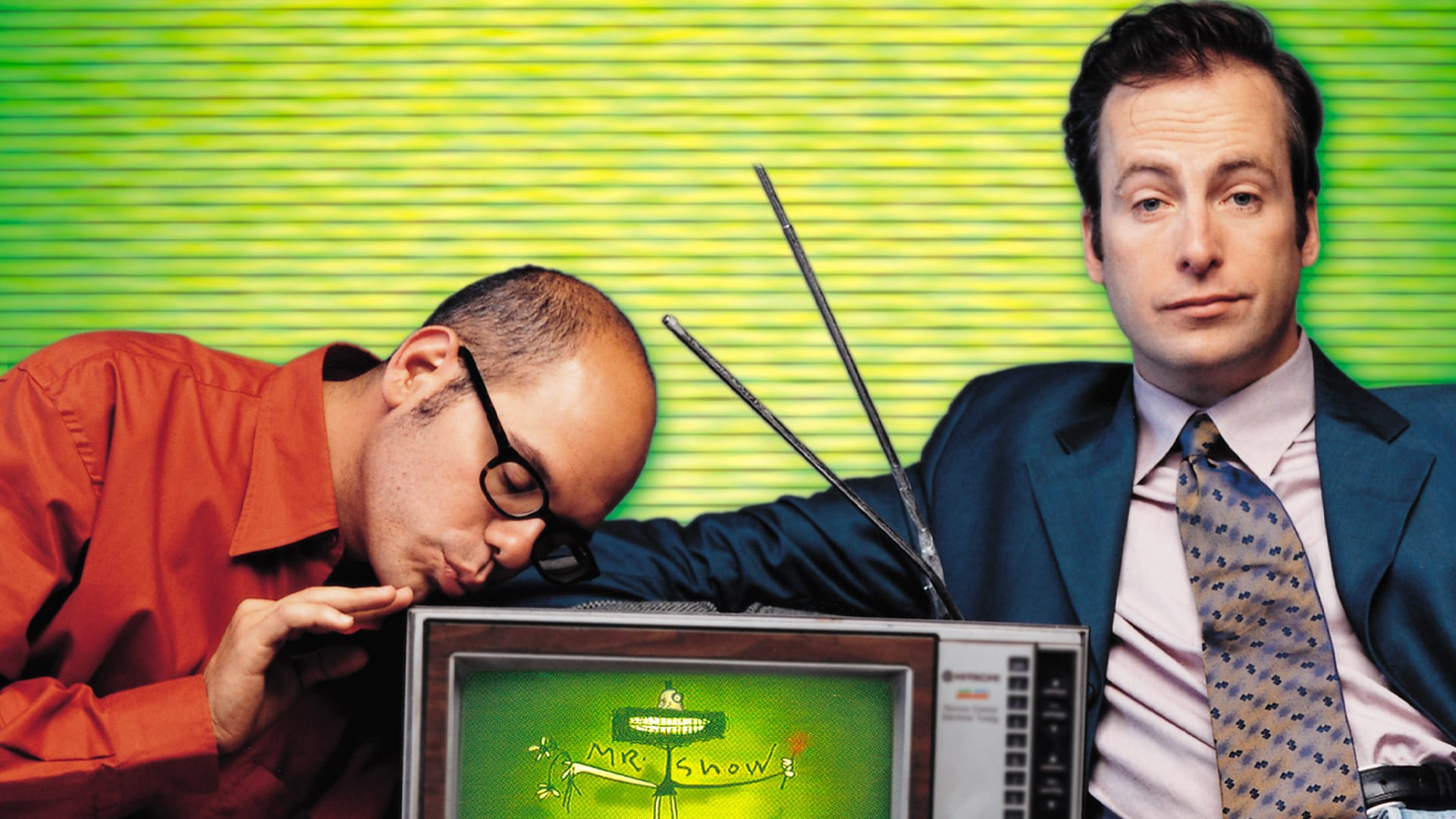 <span>Mr. Show and the Incredible, The Best Of - Fantastical News Report</span>
