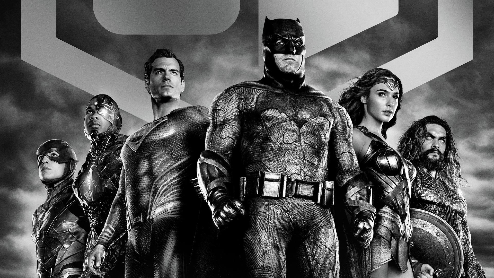 <span>Zack Snyder's Justice League - Grey Edition</span>