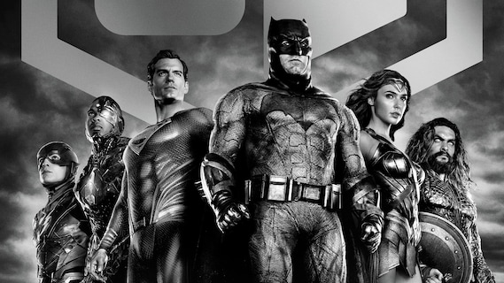 Zack Snyder's Justice League - Grey Edition