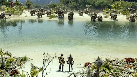 Monster Hunter - Les lieux de tournage