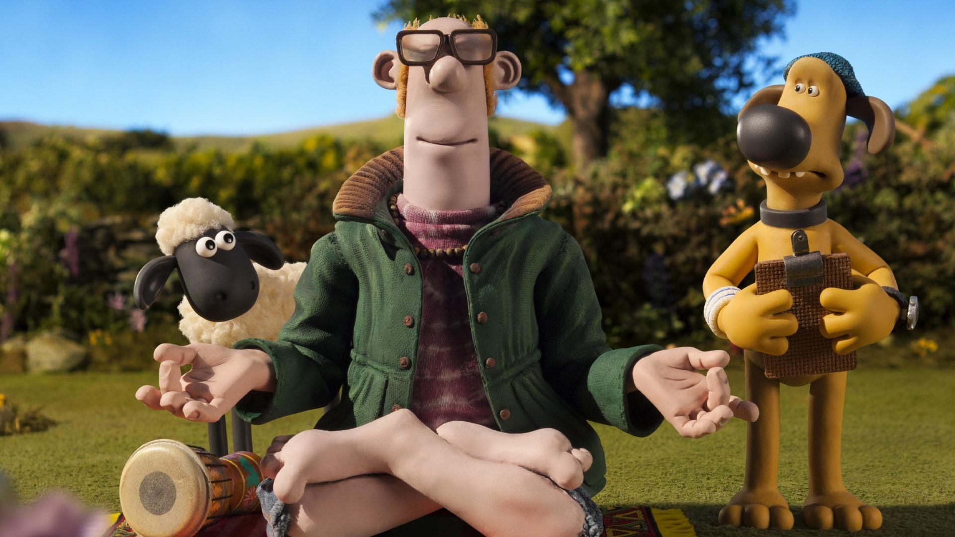 <span>Shaun le mouton</span>