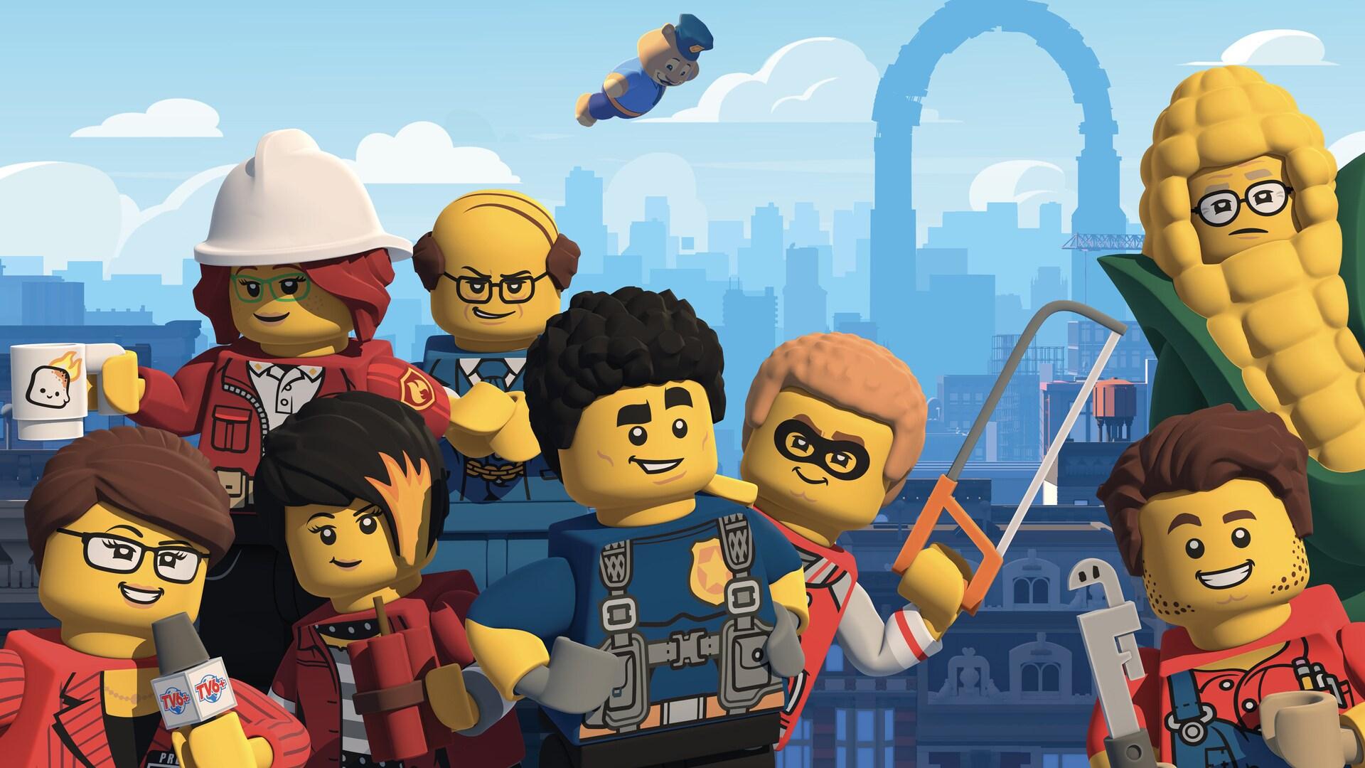 <span>Lego City Adventures</span>