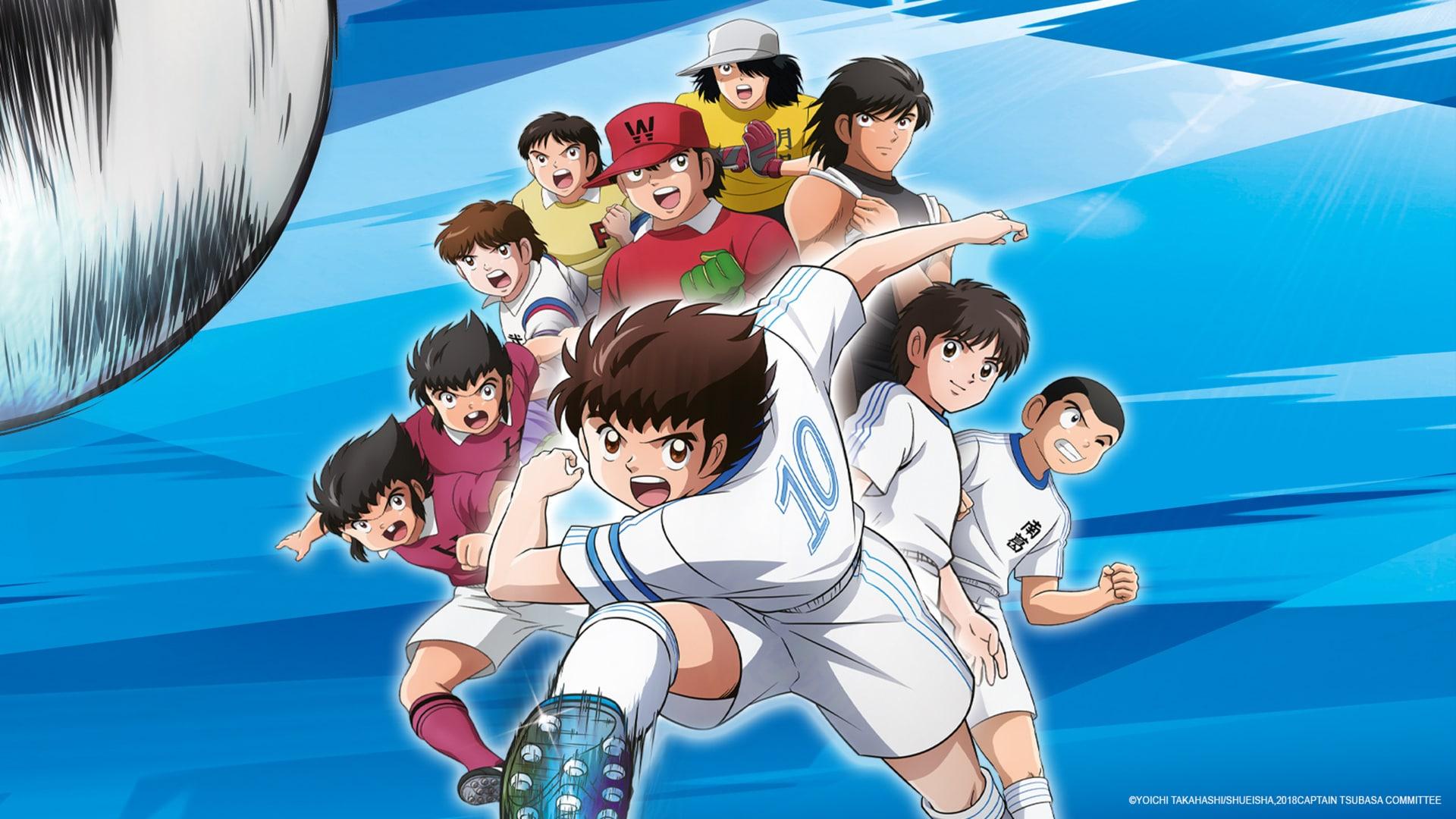 <span>Captain Tsubasa</span>