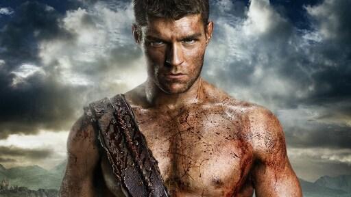 Liam McIntyre est Spartacus